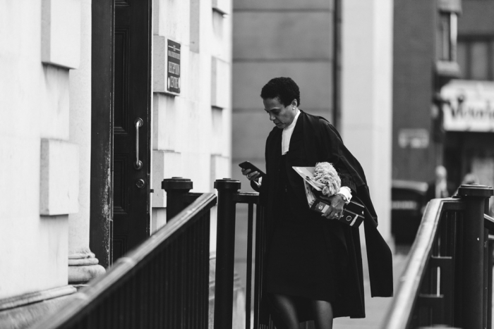 how to instruct a barrister